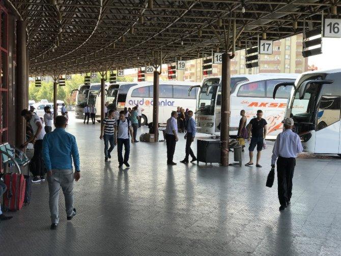 10 günlük bayram tatili otobüs firmalarına yaramadı