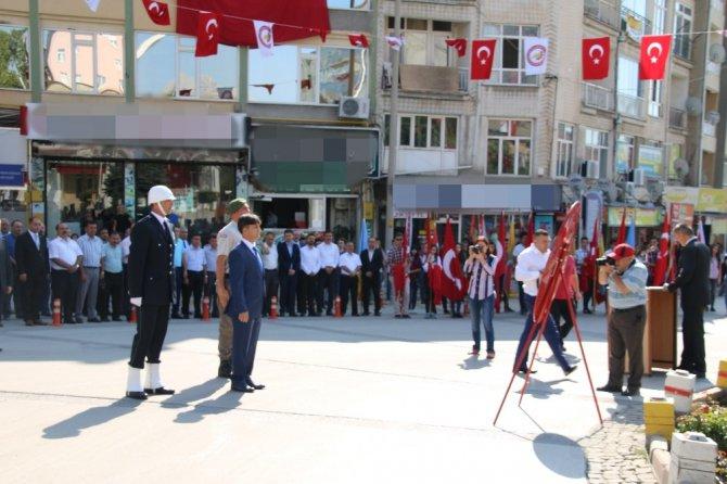Seydişehir de 30 Ağustos Zafer Bayramı kutlandı