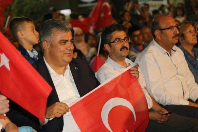 Ereğli'de mehteran takımından 30 Ağustos konseri