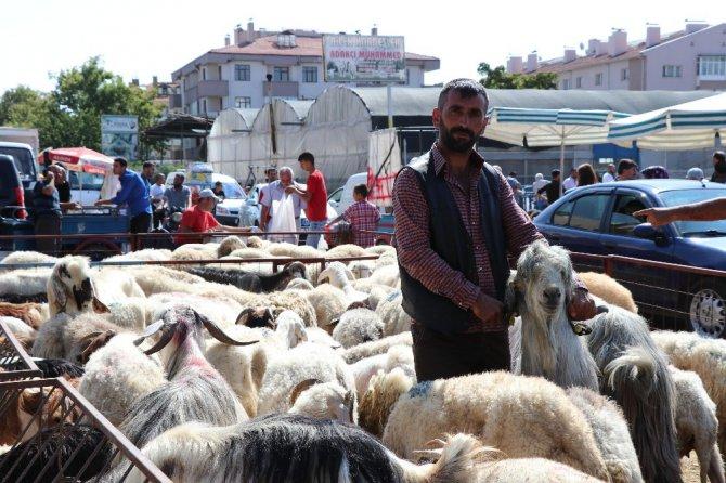 Konya'da Kurban Bayramı manzaraları