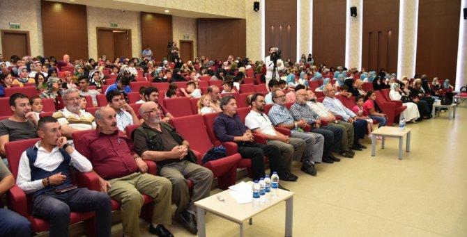 """Konya'da """"Hatıra Yaz Okulu"""" projesi sona erdi"""