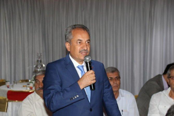 Başkan Akkaya, belediye personeli ile bayramlaştı