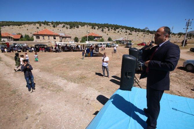 Beyşehir'de, Bayat Mahallesi Buluşma Günü etkinliği