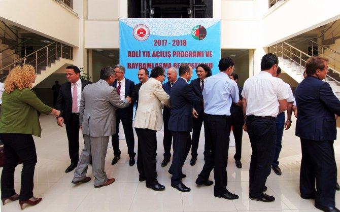 Konya'da 2017-2018 adli yıl açılışı gerçekleştirildi