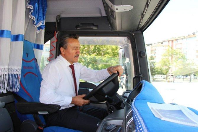 Seydişehir Belediyesi araç filosu güçleniyor