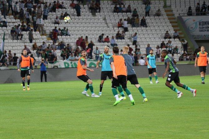 Atiker Konyaspora taraftar desteği