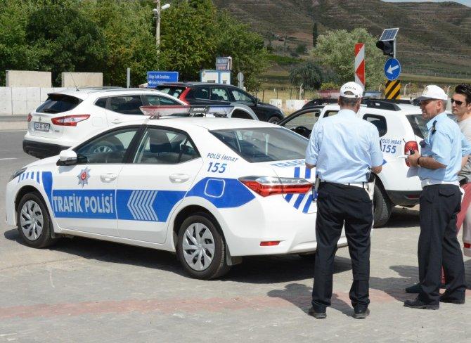 Aksaray'da geniş güvenlikli uygulamalar sürüyor