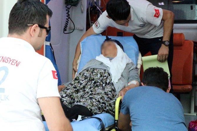 Torununun ateşlediği kuru sıkı tabancadan yaralandığı iddiası