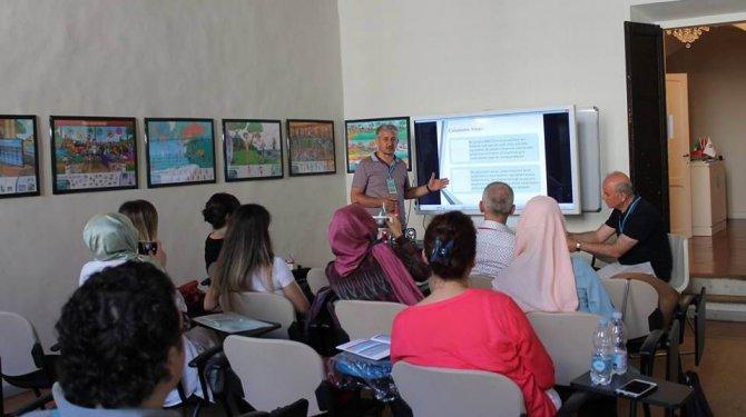 Selçuk Üniversitesi İtalya'da 3 kongreye başkanlık yaptı