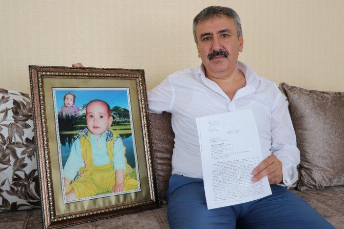 Kızı için 15 yıl hukuk mücadelesi verdi, ikinci kez zaman aşımına takıldı