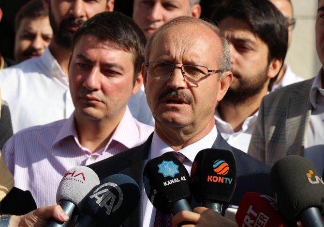 Konya'da FETÖ/PDY çatı davası başladı