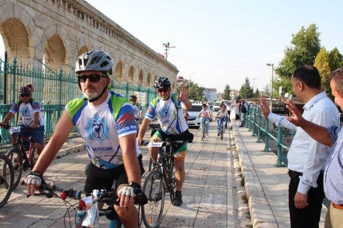 Pedallar, Beyşehir Gölü etrafında çevrildi