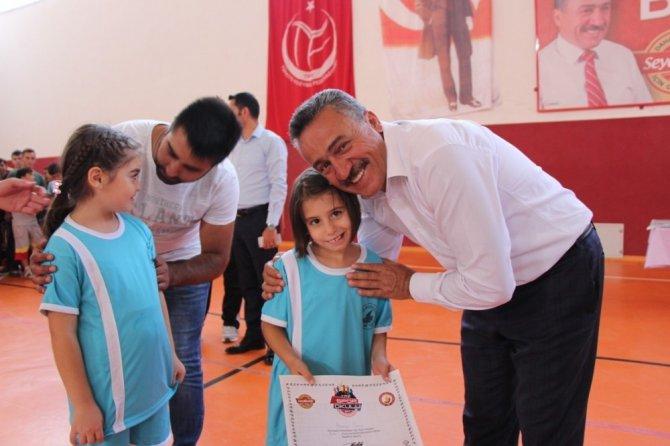 Seydişehir Belediyesi Yaz Spor Okulları sezonunu kapandı