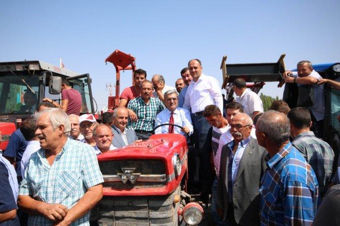 Konuk'tan Beyşehir'e yatırım sözü