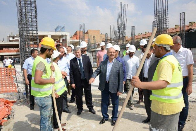 Konya'nın en önemli yatırımlarından biri daha hayata geçiyor