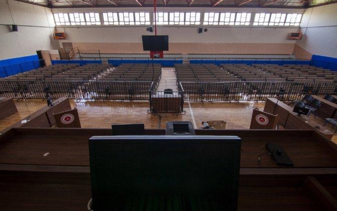 Konya'da FETÖ çatı davası için 500 kişilik duruşma salonu hazırlandı