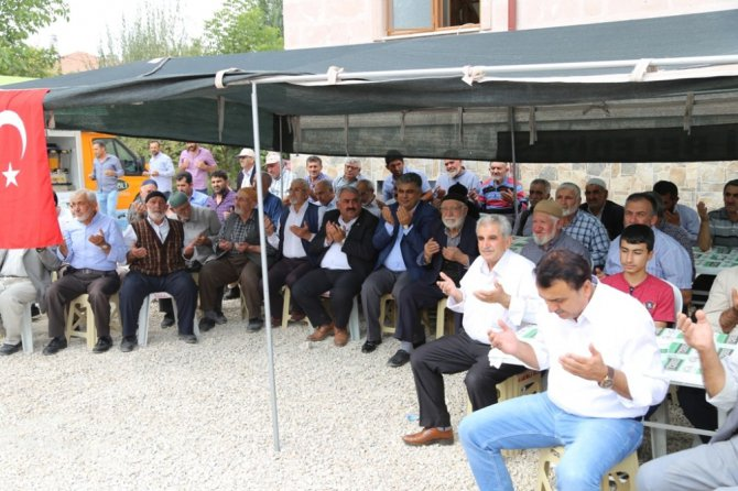 Ereğli'de Sofi Mehmet Cami açıldı