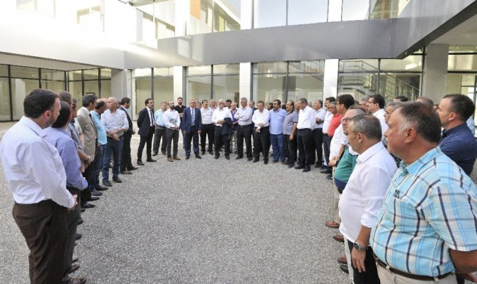 KTO'nun Eylül ayı olağan meclis toplantısı yapıldı
