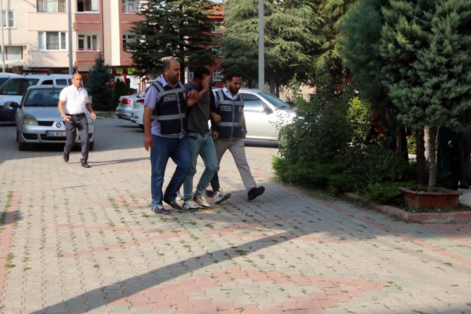 Konya'daki uyuşturucu operasyonu