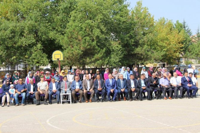 Seydişehir'de eğitim öğretim yılı başladı