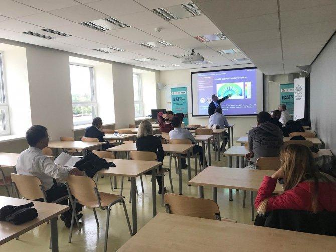 Selçuk, Letonya'da uluslararası konferansa öncülük etti