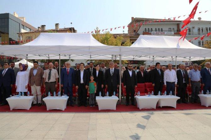 Aksaray'da Ahilik Haftası etkinliklerle kutlanıyor