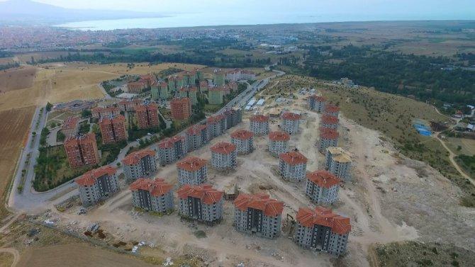 Beyşehir Belediyesi, ilçeye tersine göçü toplu konut hamleleriyle başlatacak