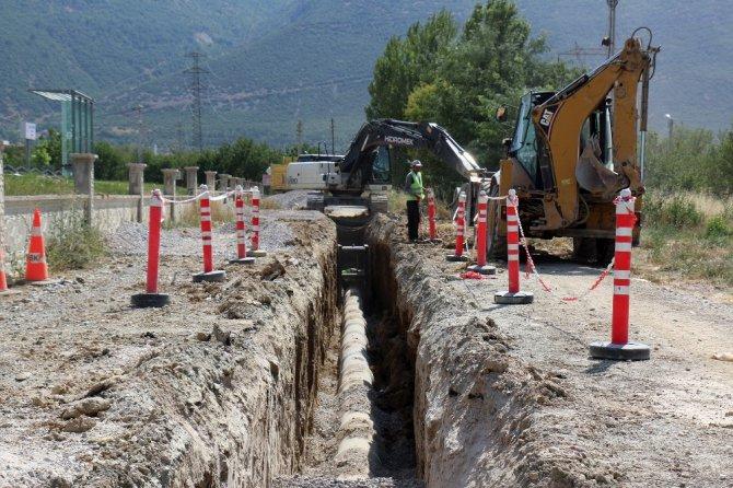 Konya'da bütün ilçeler sağlıklı çevreye kavuşuyor