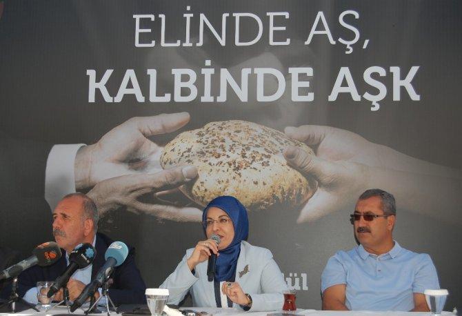 Konya'da Ateşbaz-ı Velî Aşçı Dede Günleri başlıyor