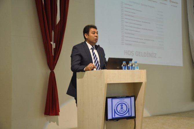 """Konya'da """"Solidworks verimlilik ve İnovasyon"""" semineri düzenlendi"""