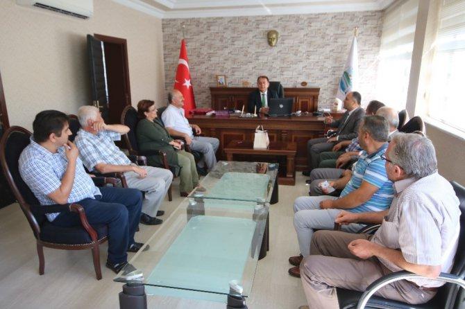 Başkan Özaltun'dan hayırlı olsun ziyaretleri