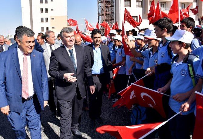 Büyükşehir'den Ereğli'de yatırım atağı