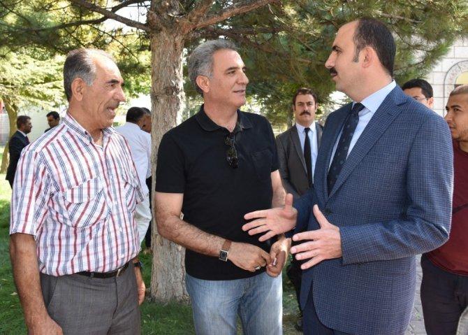 """Başkan Altay: """"Muharrem ayı birlik ve beraberliğimize vesile olsun"""""""