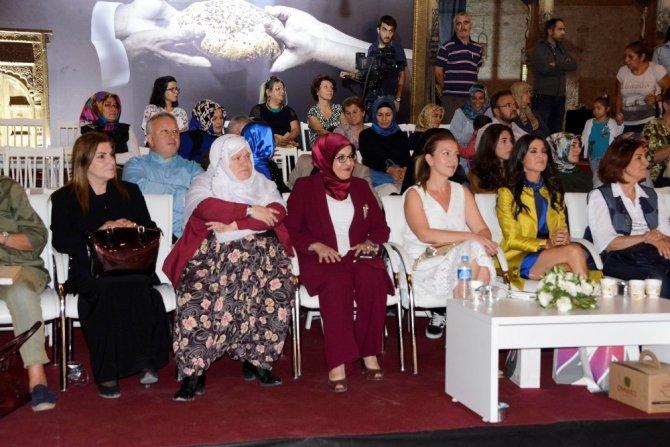 Ateşbaz-ı Veli Mutfak Kültürü Ödülleri verildi