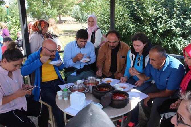 Beyşehir'de 4. Geleneksel Akçabelen Çetmi Şeker Fasulyesi Festivali