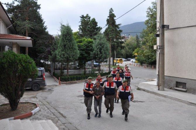 Akşehir'de esrar operasyonu