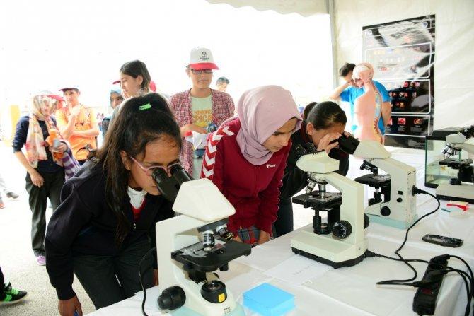 Konya Bilim Festivali 6 Ekim'de başlıyor