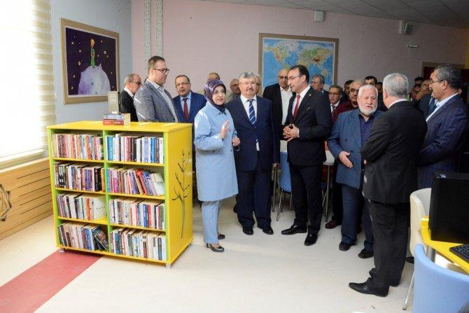 Meram'da 15 Temmuz anısına 15 kütüphane