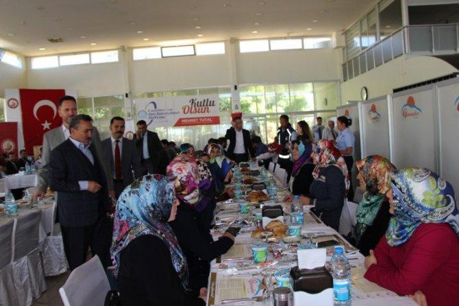 Başkan Tutal, din görevlileriyle bir araya geldi
