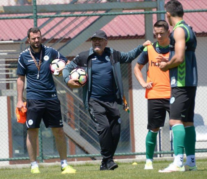 Hüseyin Çimşir Atiker Konyaspor'dan ayrıldı