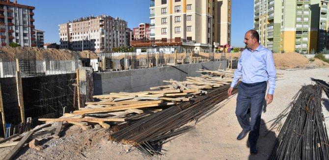 """Başkan Altay: """"Amacımız tüm aile fertlerini mutlu etmek"""""""