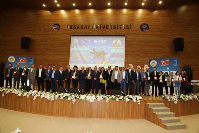 Aksaray'da Akif Kariyer ve Meslek Tanıtım Günleri Başladı