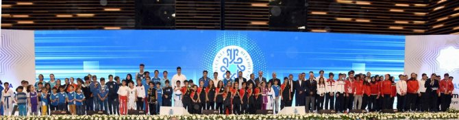 Başkan Altay spor yatırımlarını anlattı