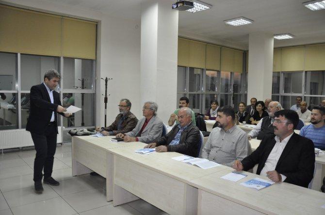 MMO Konya Şubesi 'Bilirkişilik' eğitimlerine başladı
