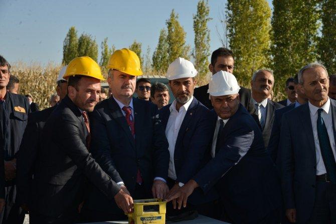 Büyükşehir'den Çumra'da yatırım hamlesi