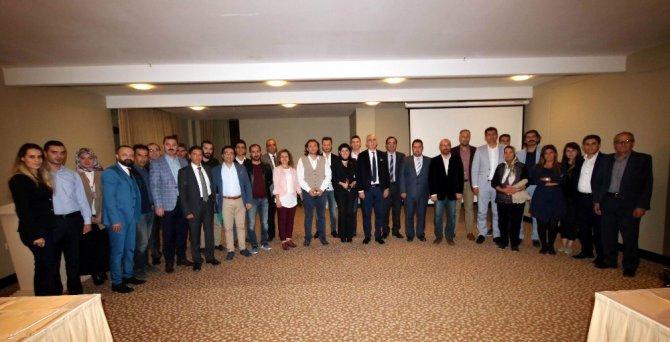 Tur operatörlerine Beyşehir'in turizm potansiyeli tanıtıldı