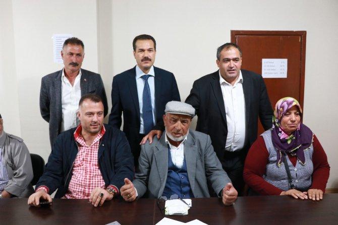 Aksaray'da ziraat odası ve tarım müdürlüğü aynı çatı altında hizmet veriyor
