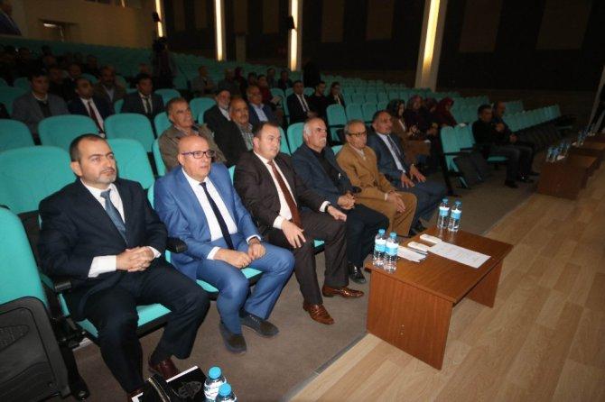 Beyşehir Gölü'nün ve balıkçılığın sorunları panelde masaya yatırıldı