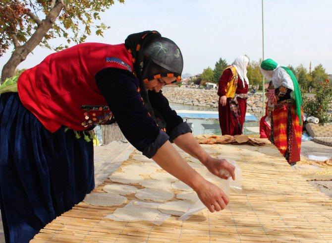 Beyşehir'deki tarhana geleneği, festivalle dünyaya tanıtılacak