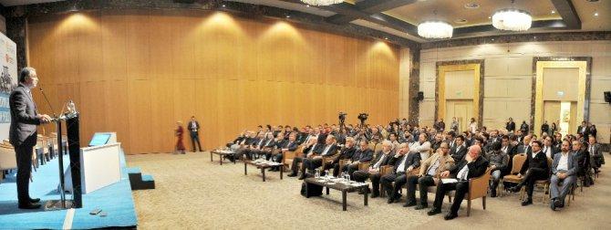 Otomotiv sektörünün kalbi Konya'da attı
